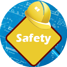 Saftey-homepage